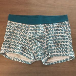 H&M men's trunks medium